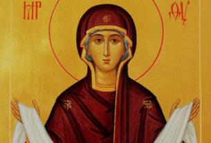 Покров Пресвятой Богородицы, Богослужение в с. Марково Борисоглебский район