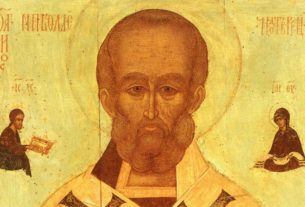 19 Декабря — Престольный Праздник Святителя Николая Чудотворца