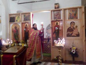 Пасха Христова. Иерей Георгий
